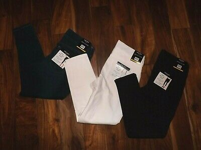 Nine West Womens NWT Heidi Pull On Skinny Crop Pants Various Colors and Sizes