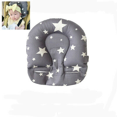 Baby Head Shaping Pillow, Flat Head Prevention for Infants, Head & Neck Support