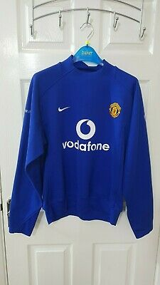 Rare Genuine Authentic Original Nike Manchester United 3rd Jersey 2002/2003