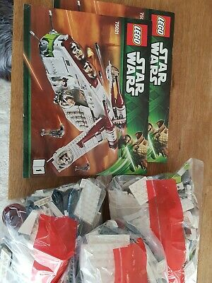 LEGO Star Wars Republic Gunship (75021)