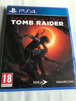 Shadow of the Tomb Raider for PlayStation 4 (PS4) Quick Dispatch!