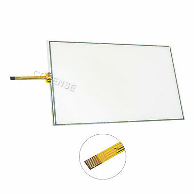 Touch Screen Glass Digitizer Panel 8'' Fit For 14-19 Toyota Highlander Radio