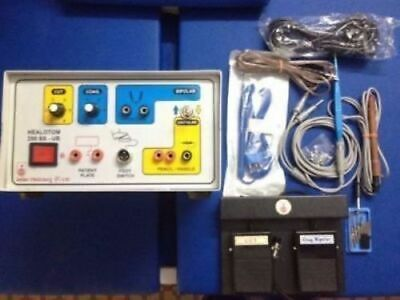 Electrosurgical Diathermy Electrocautery Pure Cutting Coagulation Lab Unit H5S3