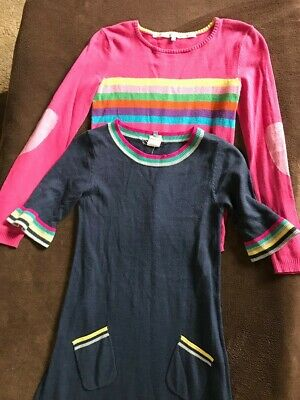 John Lewis girls clothes bundle jumper and dress age 11 - lovely items
