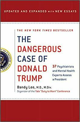 The Dangerous Case of Donald Trump:37 Psychiatrists and Mental Health...P-D-F🔥