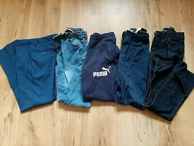 Boys Trousers Bundle Size 9-10