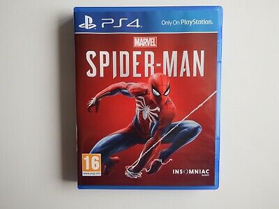 Marvel: Spider-Man for PS4 in MINT Condition