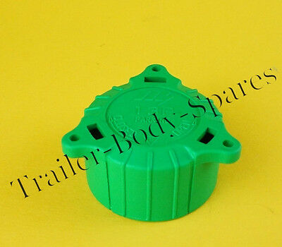 Replacement Green Alignment Ca p/ Plug holder Keeper for 13 or 8 Pin Towing Plug