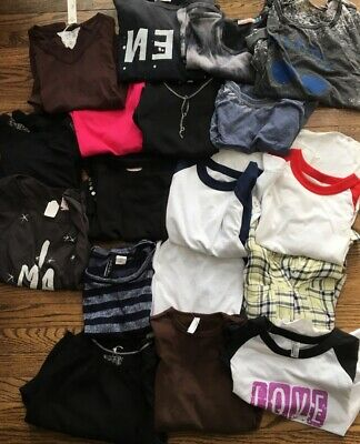HUGE LOT of Girls Tops Size 10/12 (So Nikki, Vintage Havana & More)