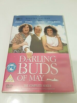 The Darling Buds of May: Complete Series  DVD Boxset 6 Disc Set 2 bonus episodes