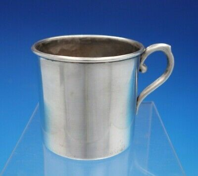 Old Brocade by Towle Sterling Silver Baby Cup Goldwashed Interior #79131 (#4509)