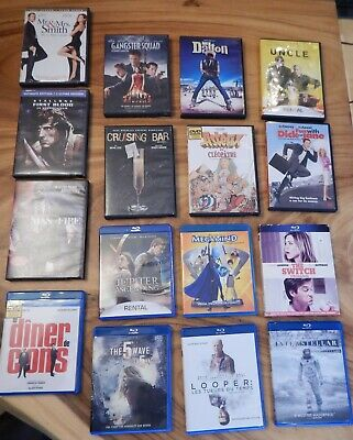 DVD /Blu-Ray Cover Inserts  ONLY - Lot of 16 — NO Discs - NO CASES!