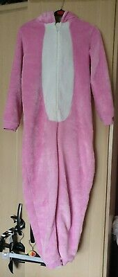 Girls Unicorn Hooded All In One Age 11-12 Years From George