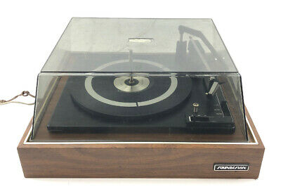 Vintage Soundesign Model 435 Automatic Turntable Record Player, Changer