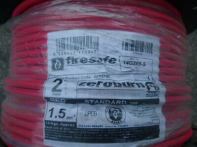 Pyro micc fireproof cable 100m