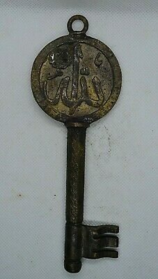 Antiques The old and the rare Key engraved on it Name God hand made