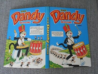 THE DANDY BOOK 1974 Lovely Copy!!