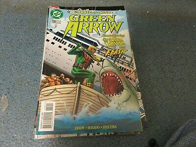 DC Comic Green Arrow, No130 Condition NM