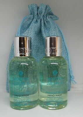 NEW Molton Brown Mulberry & Thyme Hand wash gift set 200ml