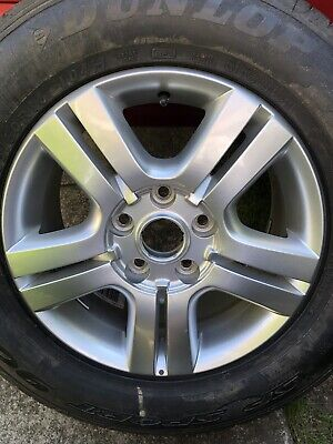 Vw T5 Caravelle Executive Brand New Unused Alloy With New 235/60/16 Tyre