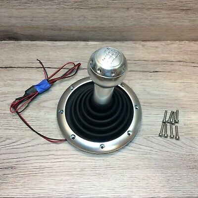 Audi TT Mk1 six speed Gear Knob with gaiter and ring + led ring