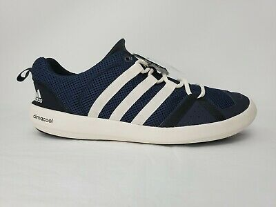 NEW ADIDAS CLIMACOOL BOAT Lace Water Outdoor Shoes Indigo