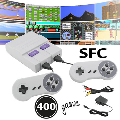 HDMI Super MIN Classic Edition Console Mini SFC Retro Built-in 400 Games NEW