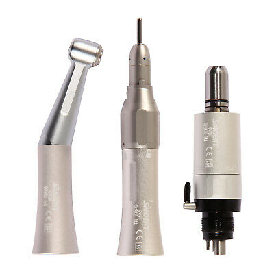 Dental Slow Low Speed Handpiece Contra Angle Straight E-type Motor Fit NSK FX205