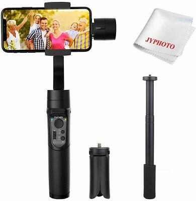 UK Hohem iSteady Mobile 3-Axis Handheld Smartphone Gimbal with Extension Stick