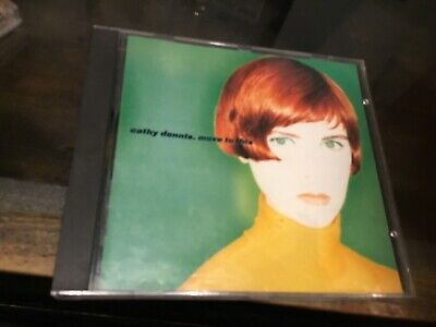 Cathy Dennis - Move To This - Cd Album - Too Many Walls / Touch Me / Tell Me +