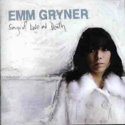 Emm Gryner - Songs of Love and Death - Emm Gryner CD YCVG The Cheap Fast Free