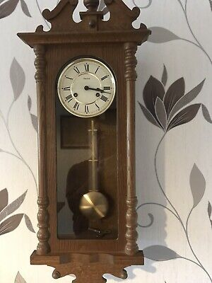 Wall Clock Fully Restored