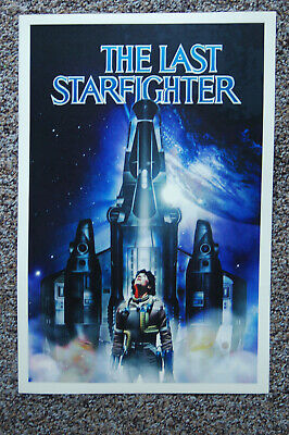 The Last Star Fighter  Movie poster Lobby Card #1
