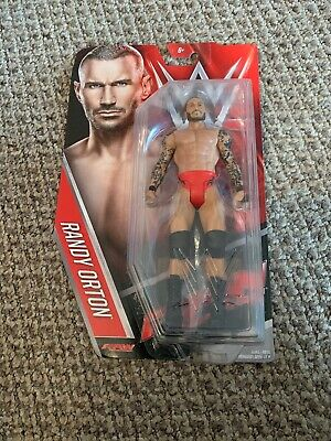 Wwe Basic Series Mattel Wrestling Action Figure - Randy Orton