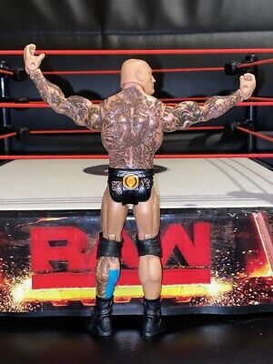 BATISTA WWE Mattel action figure BASIC LEGEND ANIMAL  raw kid toy Wrestling Play