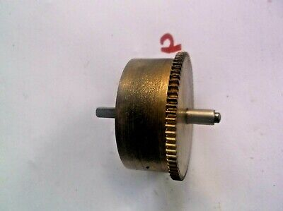Perivale Mainspring Barrel  From An Old   Mantle Clock  Ref Er 2
