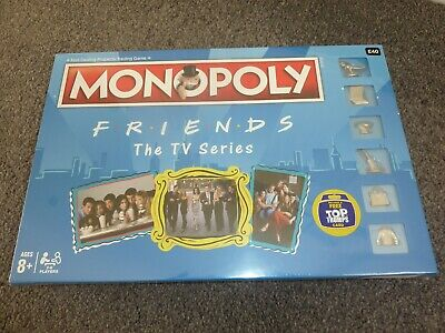 MONOPOLY Friends the TV Series NEW in BOX