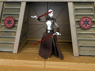Loose Star Wars The Legacy Collection Comic Pack Asajj Ventress