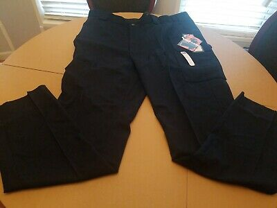 5.11 511 Tactical Series Mens navy Blue Cargo Pants 48 x 36 (unfinished hem) NWT