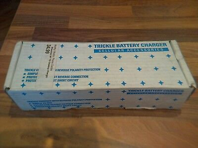 Vintage Trickle Battery Charger in Original Box Old/NEW