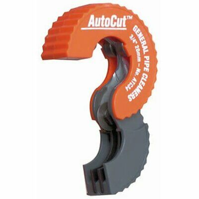 NEW  General Pipe Cleaners ATC34 3/4-Inch AutoCut Copper Tubing Cutter free s&h