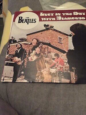 The Beatles Lucy In The Sky With Diamonds Rare Lp