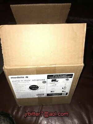 Medela Breast Pump In Style Advanced Double Breastpump (#57081) NEW / SEALED!!!