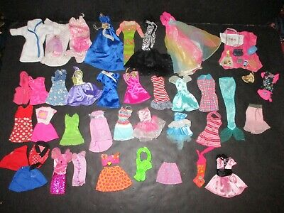 Barbie Doll Clothes Lot All Tagged Barbie