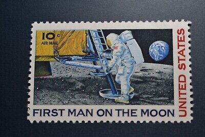 1969 APOLLO 11 FIRST MAN ON THE MOON 50th Anniversary Stamp MINT/NH **free S&H**
