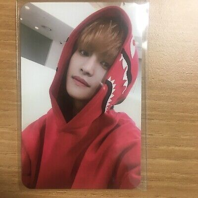 WayV 2nd Mini Album Take Over The Moon Official Photocard LavelV wayv Photo card