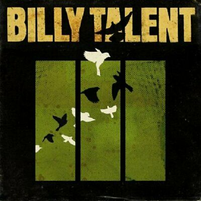 Billy Talent - III - Billy Talent CD L0VG The Cheap Fast Free Post The Cheap