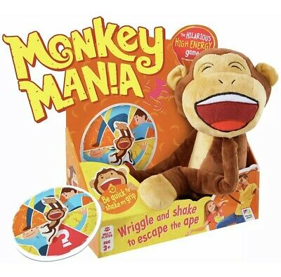 Monkey Mania Game 1+ Players 3+ Years Xmas Present Gift Toy