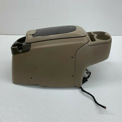 2000-2005 OEM Ford Super Duty Excursion F250 F350 Center Console Armrest |S4172