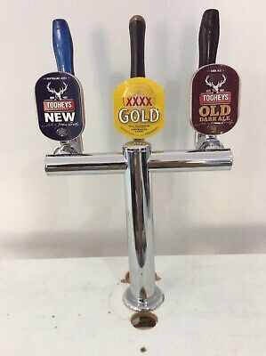 Beer Font And Beer Taps